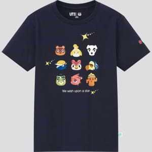 ユニクロ子ども向けTシャツ