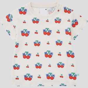 ユニクロ赤ちゃん向けTシャツ