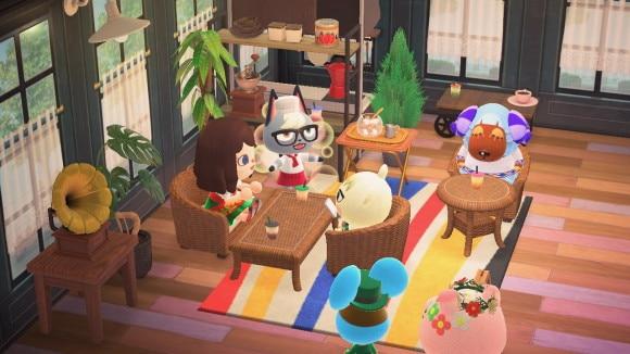タピオカカフェ