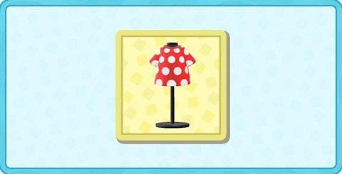 シンプルドットのTシャツの値段と入手方法