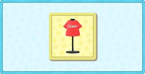 チャオTシャツの値段と入手方法