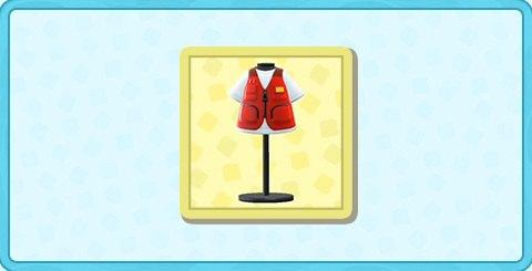 つりジャケットの値段と入手方法