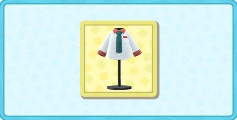 ネクタイつきワイシャツの値段と入手方法