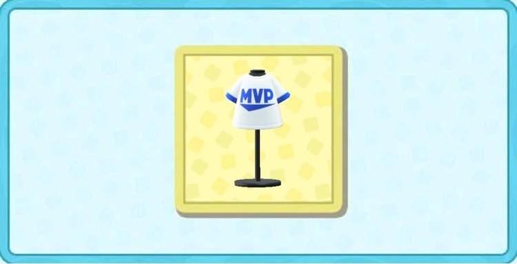 MVPなTシャツの値段と入手方法