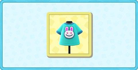 うさぎのTシャツの値段と入手方法