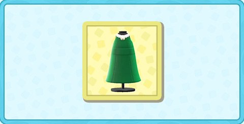 パールつきロングドレスの値段と入手方法