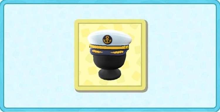キャプテンのぼうしの値段と入手方法