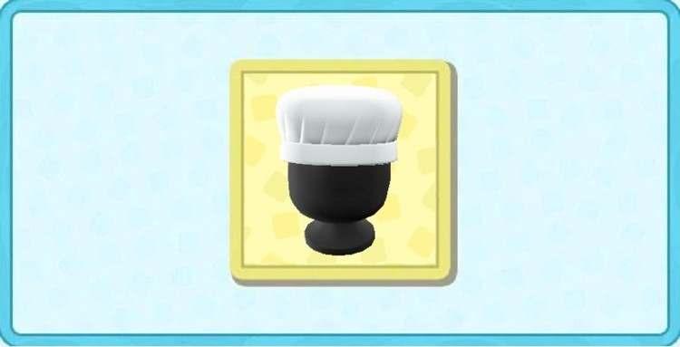 コックさんのぼうしの値段と入手方法