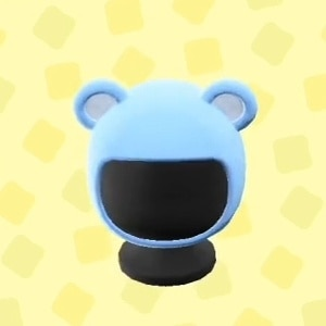 クマのかぶりもの