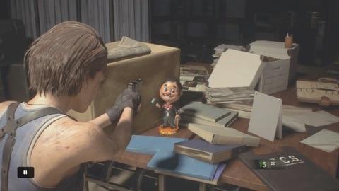 チャーリー君人形②