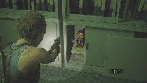 チャーリー君人形⑯