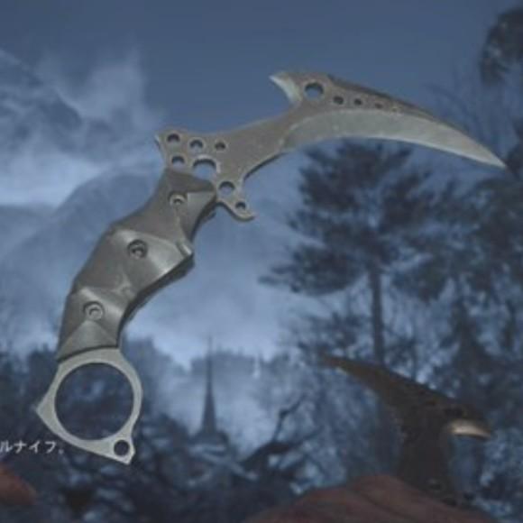 カランビットナイフ
