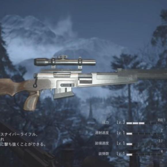 F2ライフル