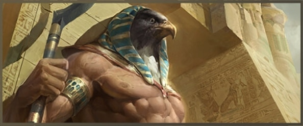 鷹頭の聖衛の性能とスキル