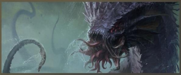 海淵の凶魔リヴァイアサンの性能とスキル