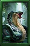 青鱗の魔蛇