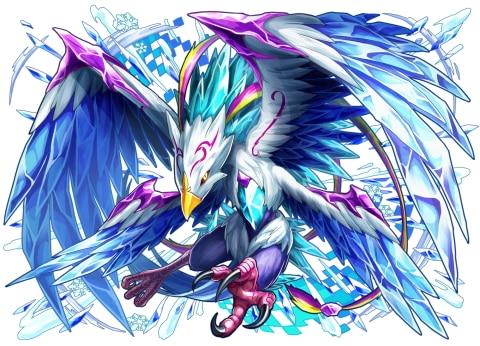 四翼の氷凰