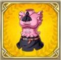 豚の帽子亭の制服