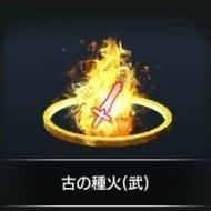 古の種火(武)