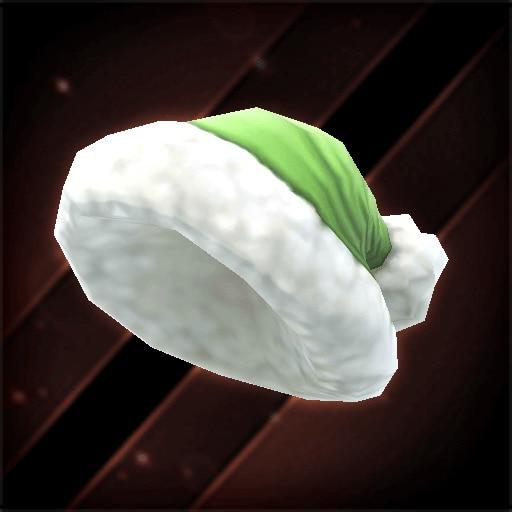 幻緑のドリームキャップ (2)
