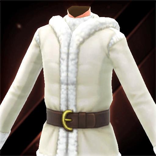 白雪のドリームドレス