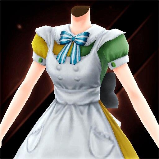 風鏡のワンダラードレス