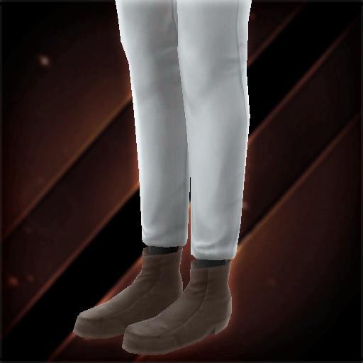 ハダン式書生靴・麗
