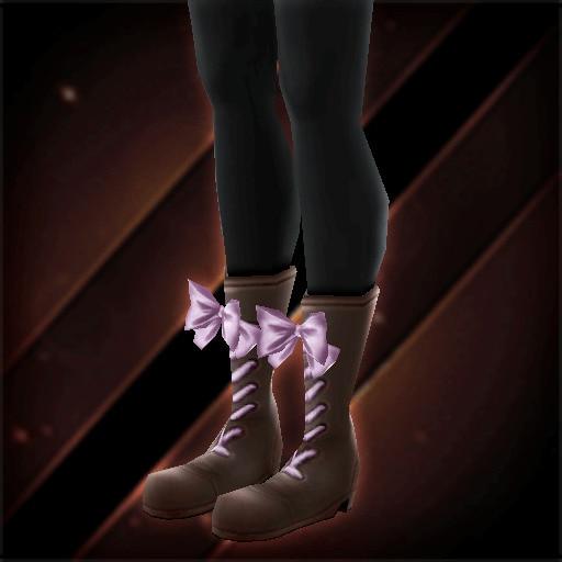 ハダン式女学生靴・麗
