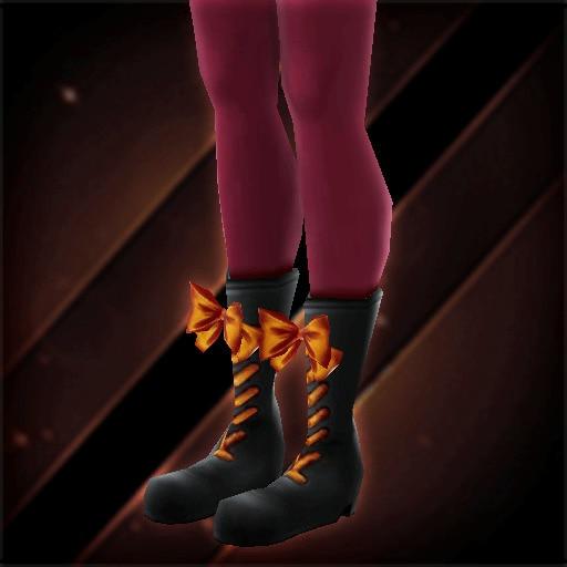 ハダン式女学生靴・雅