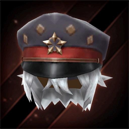 星印書生帽子・濃紺