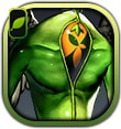 緑のウォッチャー