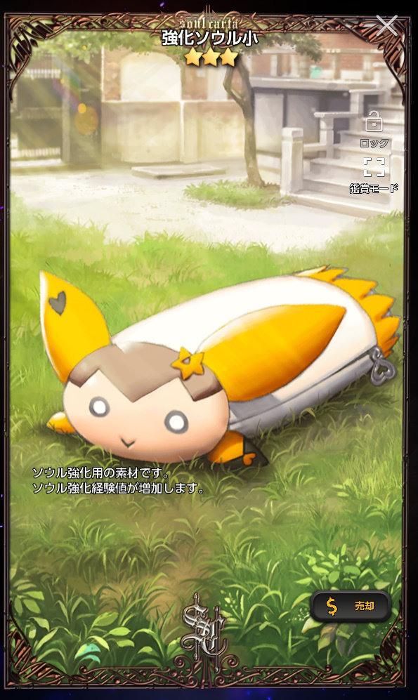 強化ソウル小