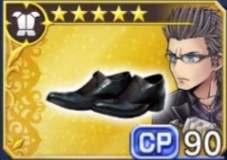 イグニスの革靴