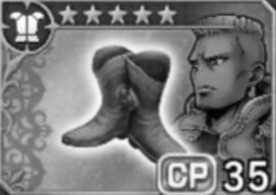 レオのブーツ
