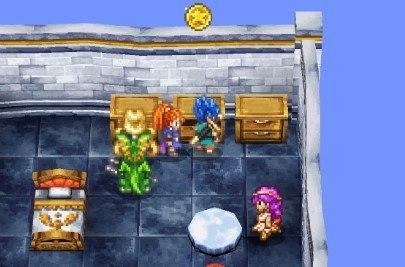 城 の 行き方 ゼニス 6 ドラクエ