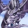 白銀の巨竜