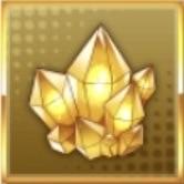 ゴールドクリスタル