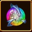 ソイルのオーブ(虹)