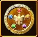 五戦神の戦貨