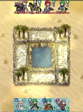 砂漠マップ