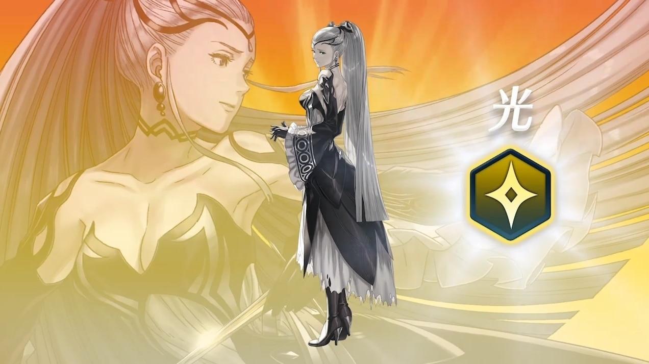 光属性の神階英雄「エイル」