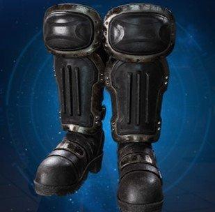 守りのブーツ