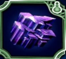 闇の大結晶