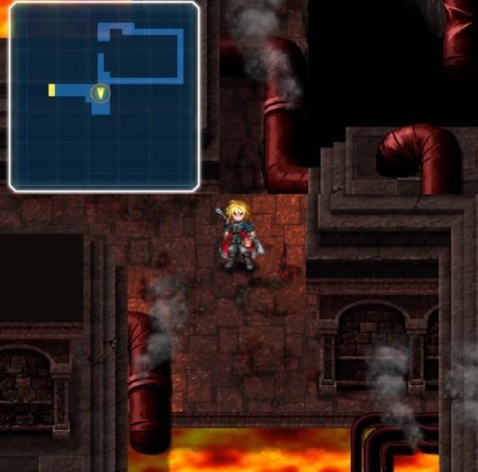 火の神殿エウロペ