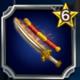 塵地螺鈿飾剣