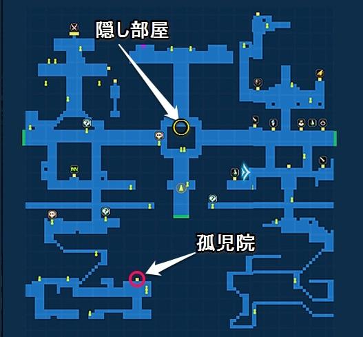 グランシェルトマップ
