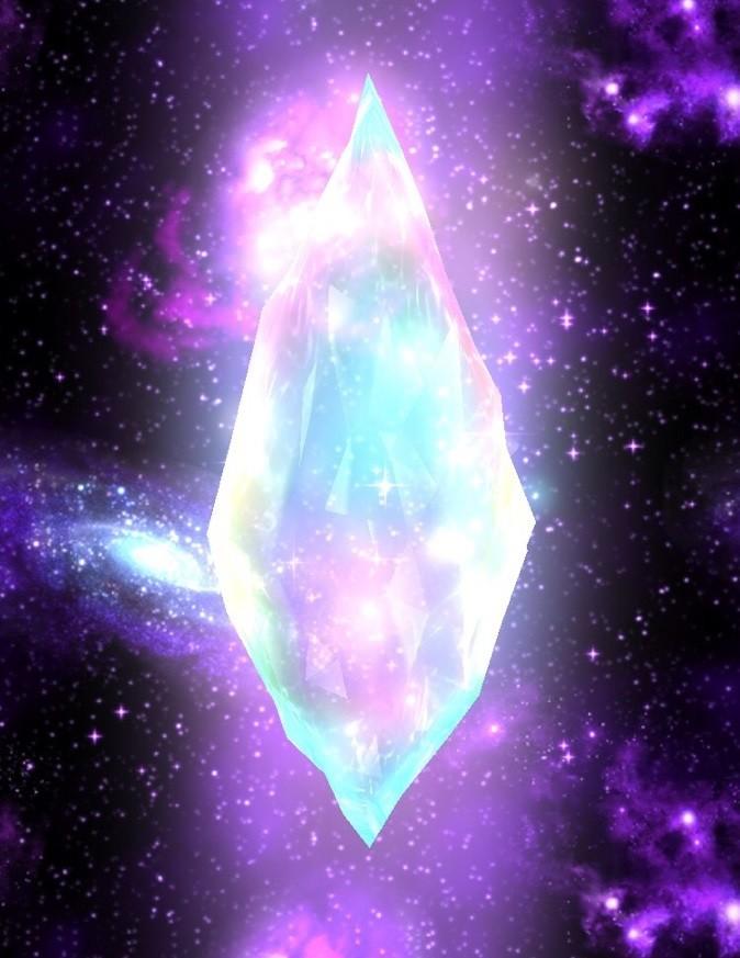 虹クリスタル