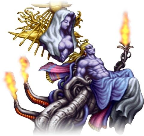 神々の像3