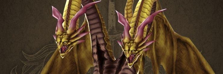 2ヘッドドラゴン(召喚獣)の評価と召喚魔法