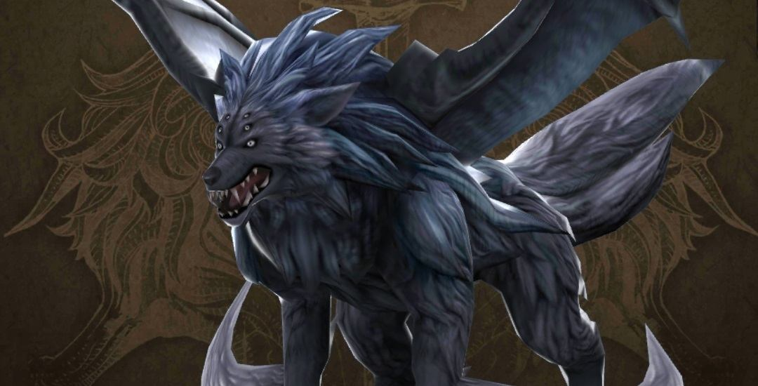 フェンリル(召喚獣)の評価と召喚魔法